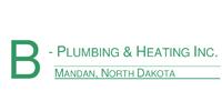 B Plumbing & Heating