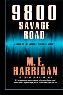 9800 Savage Road by M.E. Harrigan