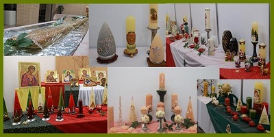 Monastic Art Exhibition