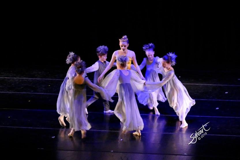 Winter Sleighride Ballet