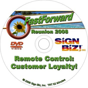 DVD2008- Remote Control: Customer Loyalty!