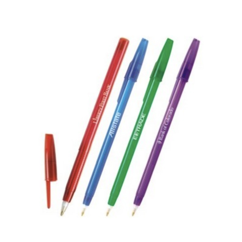Translucent Stick™ Pen (Purple)
