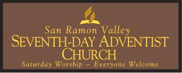 D13105 - Engraved Wall sign for Seventh Day Adventist Church