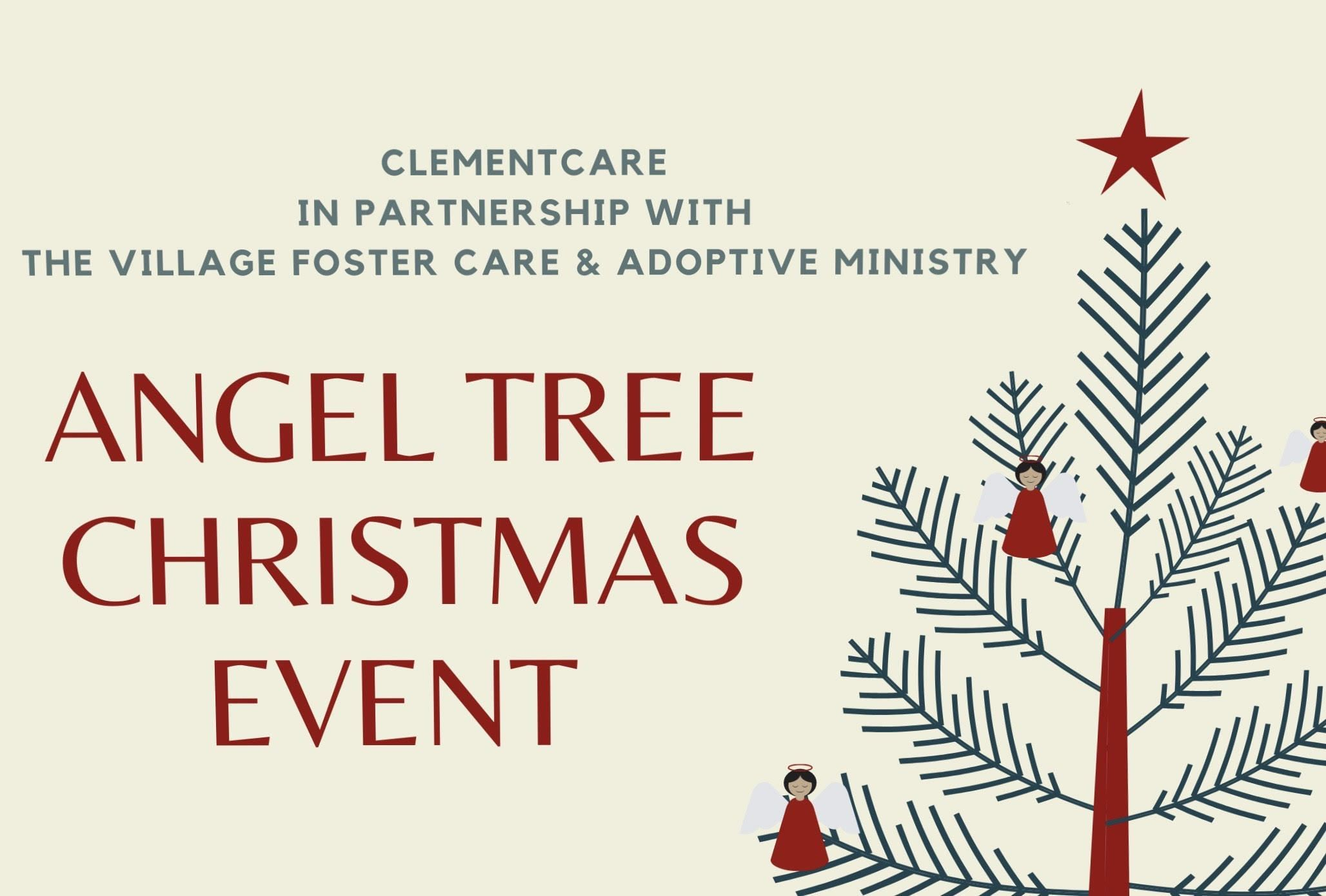 Angel Tree Christmas Event | For Foster Families