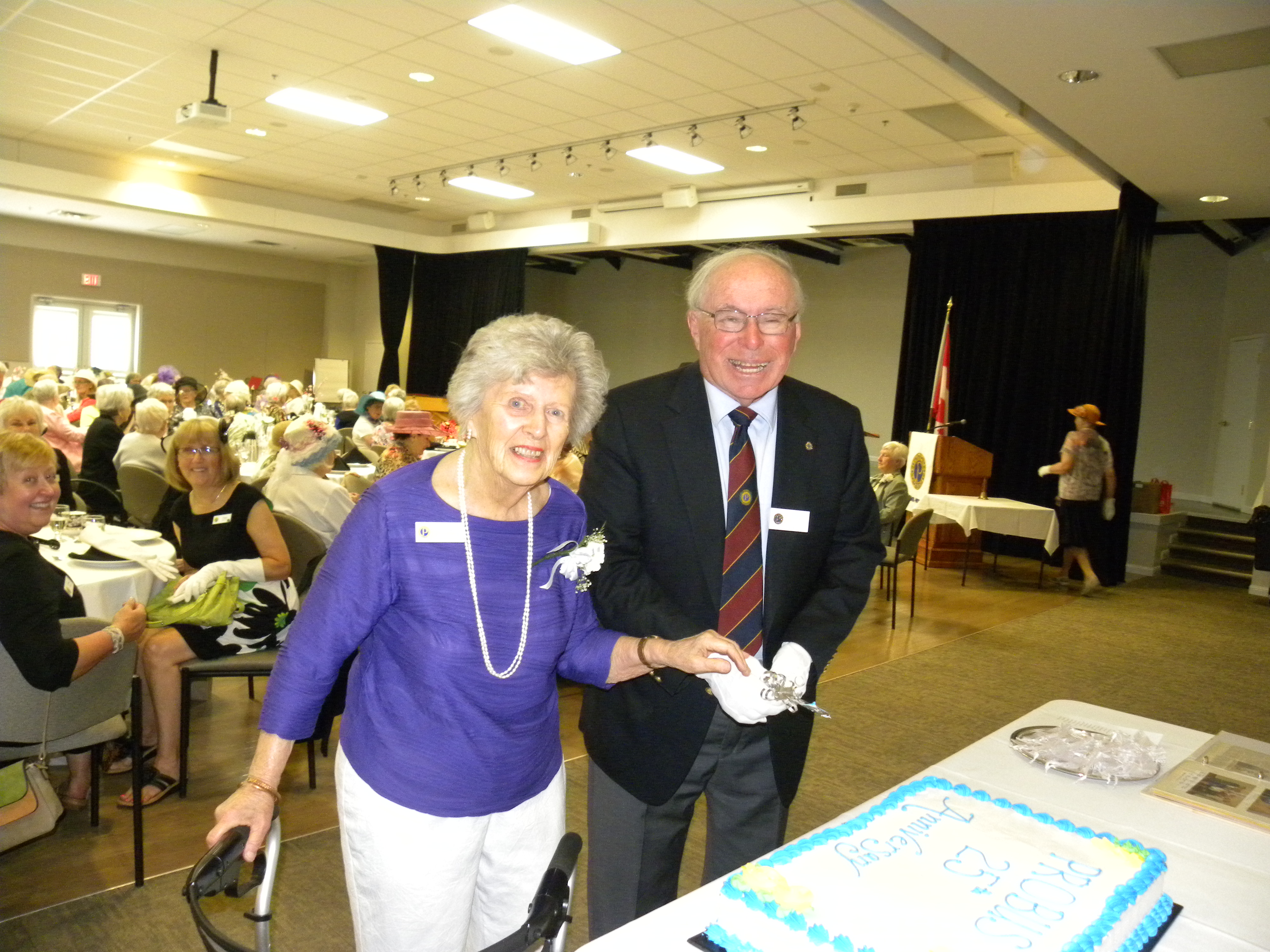 Kitchener-Westmount Womens Club 25th Anniversary