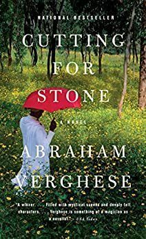 Book Club April: Cutting for Stone