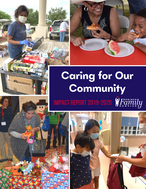 Click Here For 2019 - 2020 Annual Impact Report
