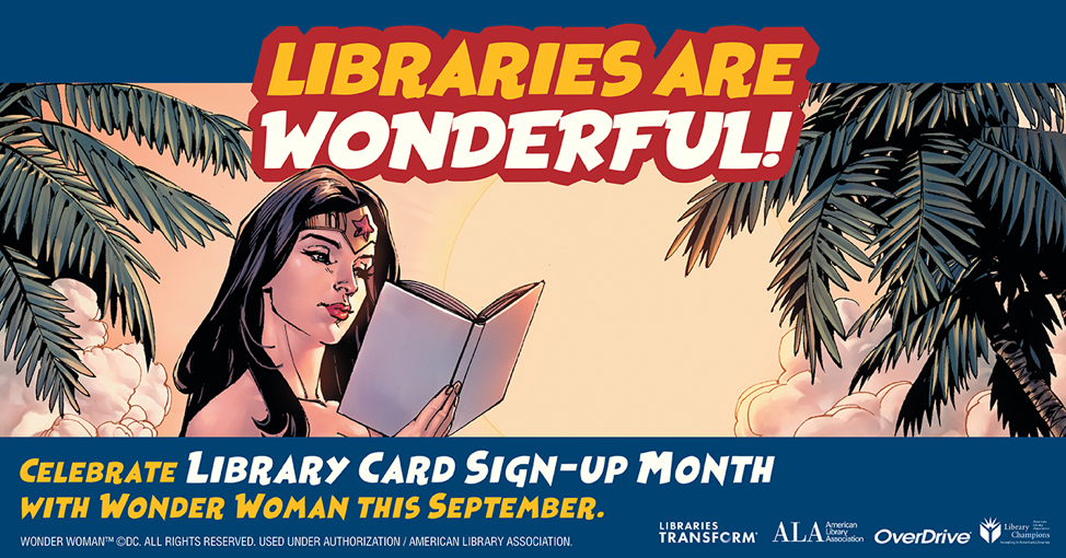 Get Your Library On!  Virtually Visit Your Local Library Today