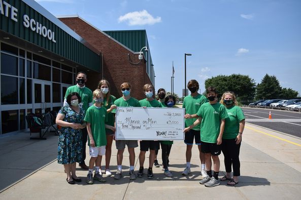 Phoenixville Community Health Foundation Donates $3,000 to the Arcola Philanthropy Club