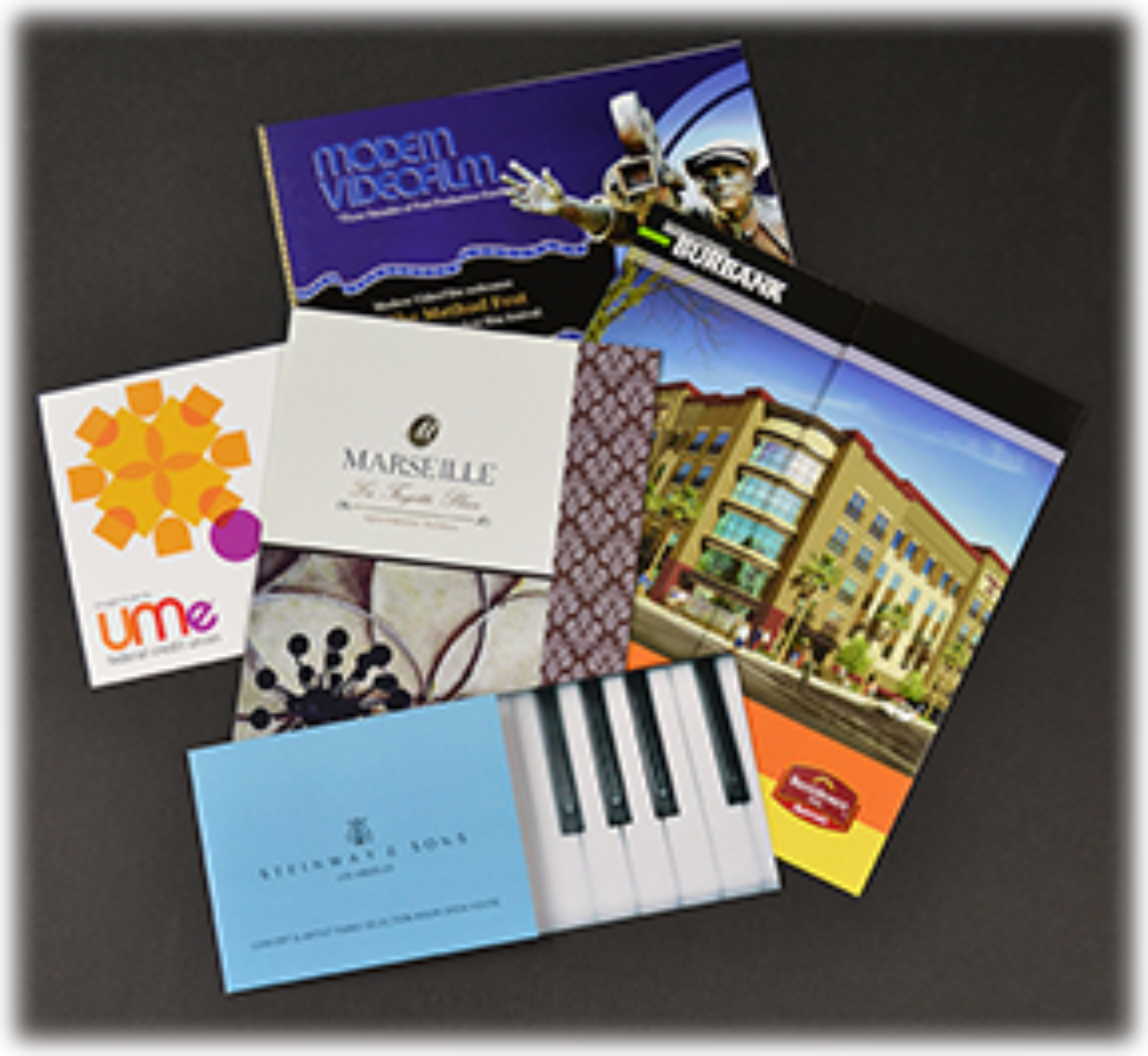 . . . your best source for BROCHURES that sell! Click image for more information.