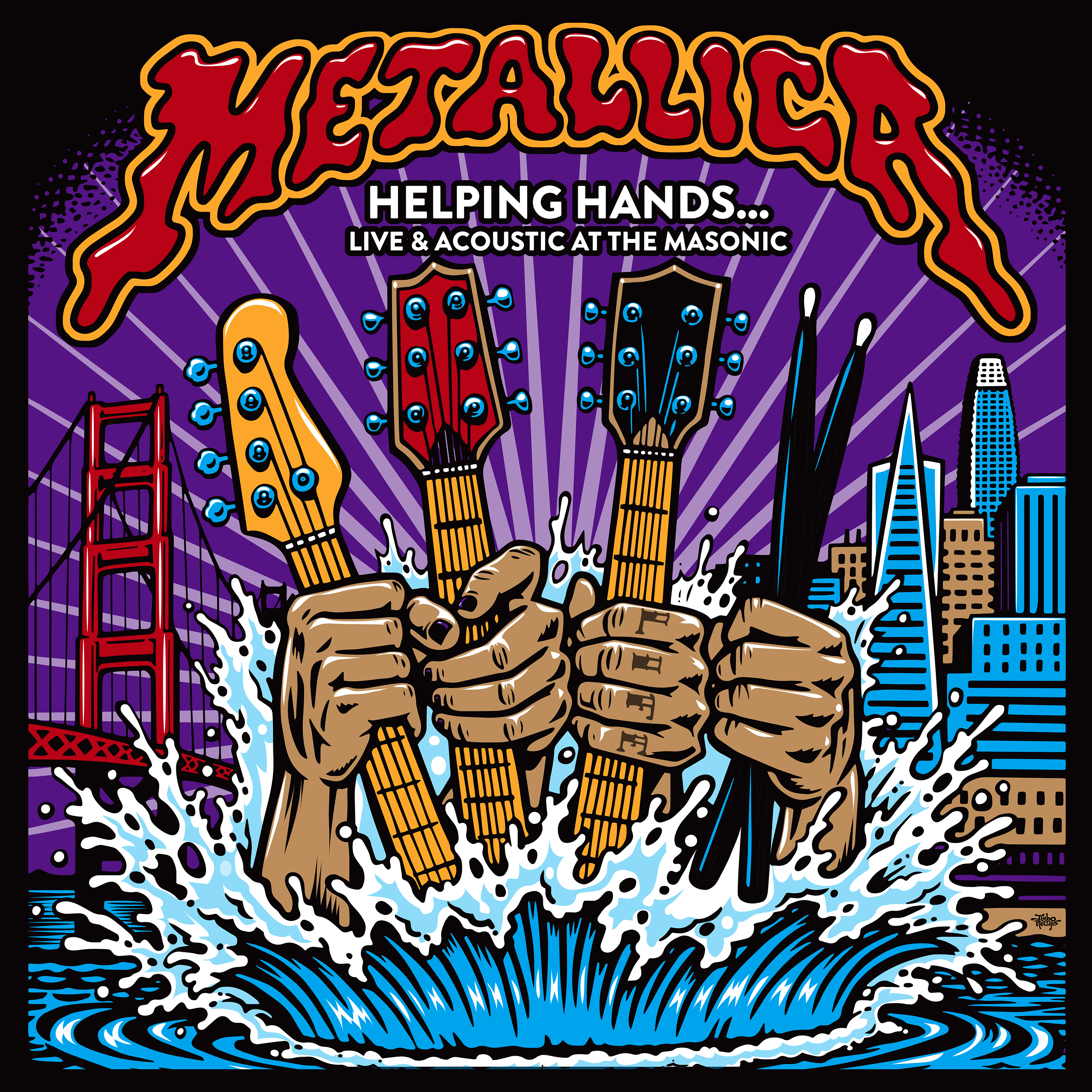 All Within My Hands Foundation | Metallica's Nonprofit