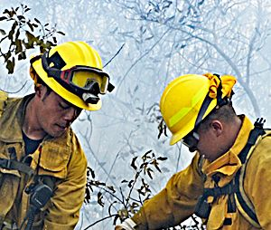 Wildland Fire Helmets