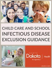 Child care and school infection control manual