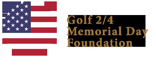 Golf 2/4 Memorial Day Foundation