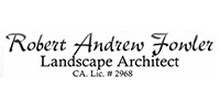 Robert Andrew Fowler, Landscape Architect