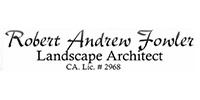Robert Andrew Fowler, Landscape Architect