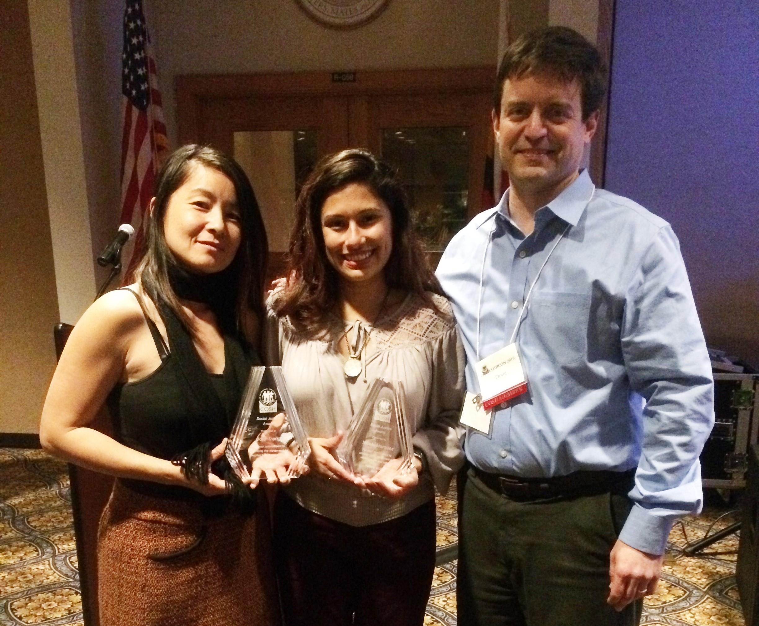 Worksafe Attorneys Receive Social Justice Awards