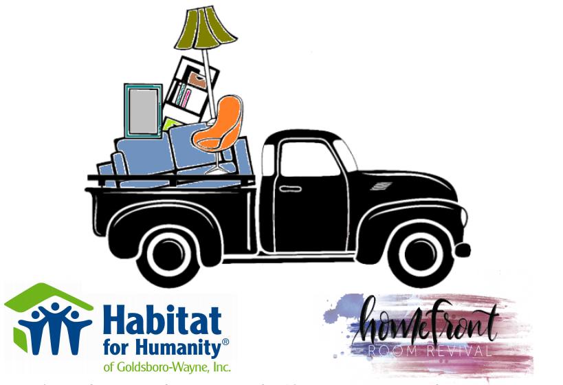Habitat Homefront Flea Market Flip