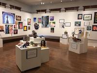Blue Ribbon Art Exhibit