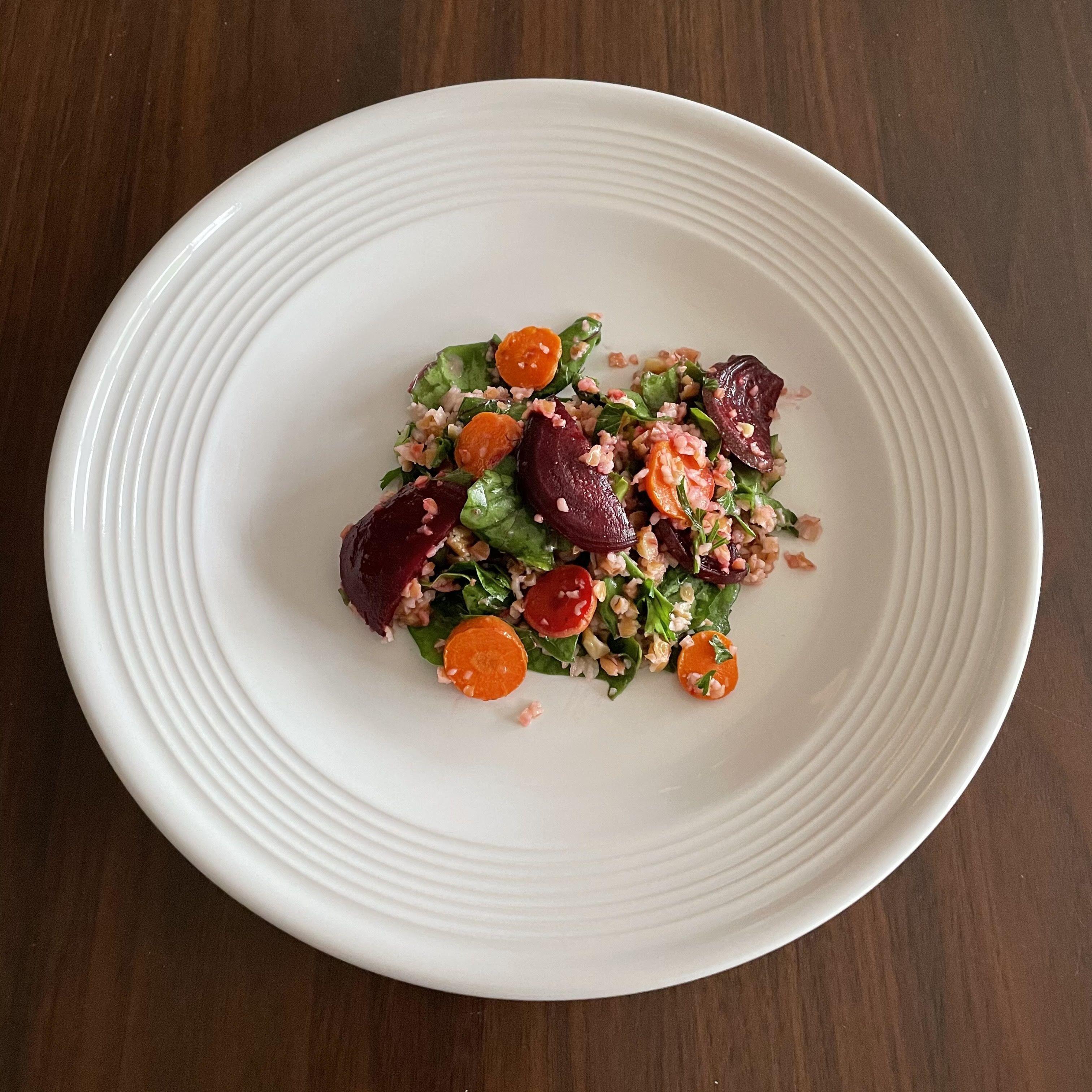 June: Great Grains Salad