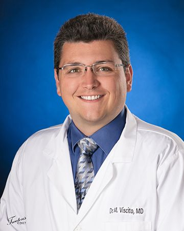 Dr. Matthew Viscito, Chief Medical Officer