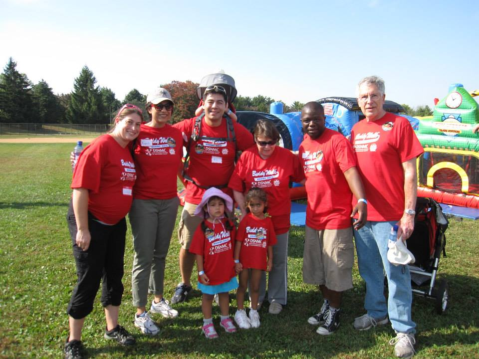 BUDDY WALK DONATIONS ACCEPTED UNTIL 12/31/16