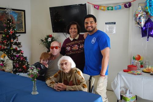 Local Paso Robles centenarian celebrates her 105th birthday