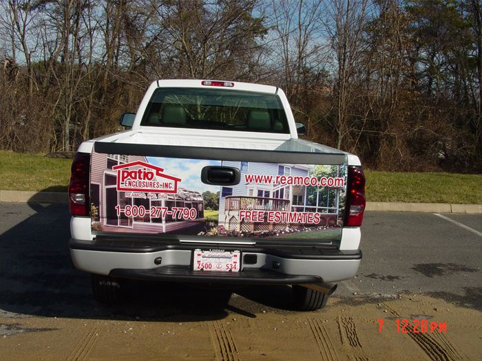 Reamco Truck Graphics