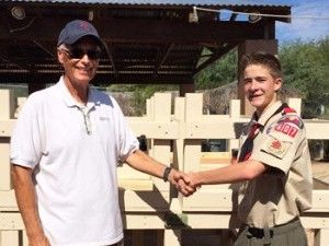 Boy Scout Eagle Project Southwest Wildlife