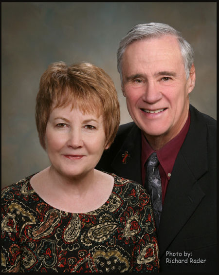 Rev. Mr. Vic and Mrs. Cathi Henry