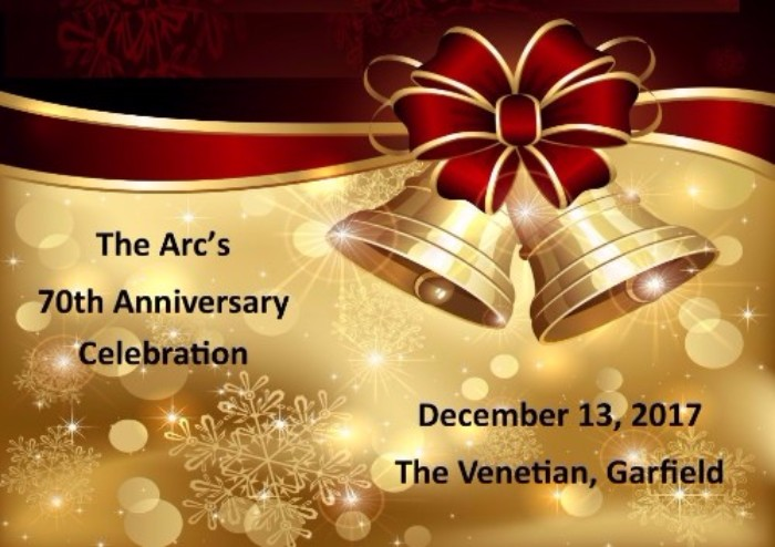 The Arc's 70th Anniversary Celebration/Holiday Dinner