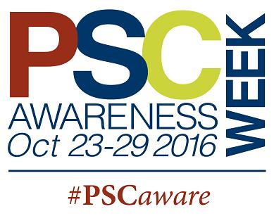 PSC AWARENESS WEEK BEGINS OCTOBER 23TH 2016