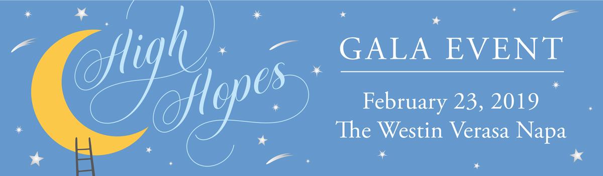 High Hopes! ParentsCAN Gala Event