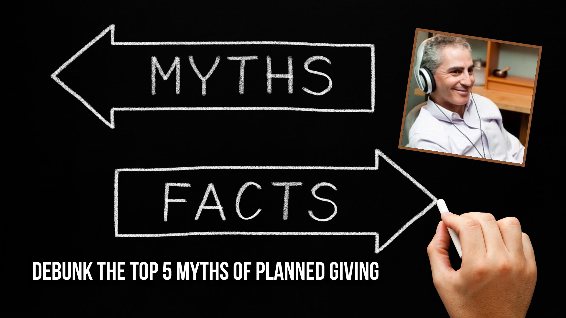 [Zoom Meeting] Debunk the Top 5 Myths of Planned Giving