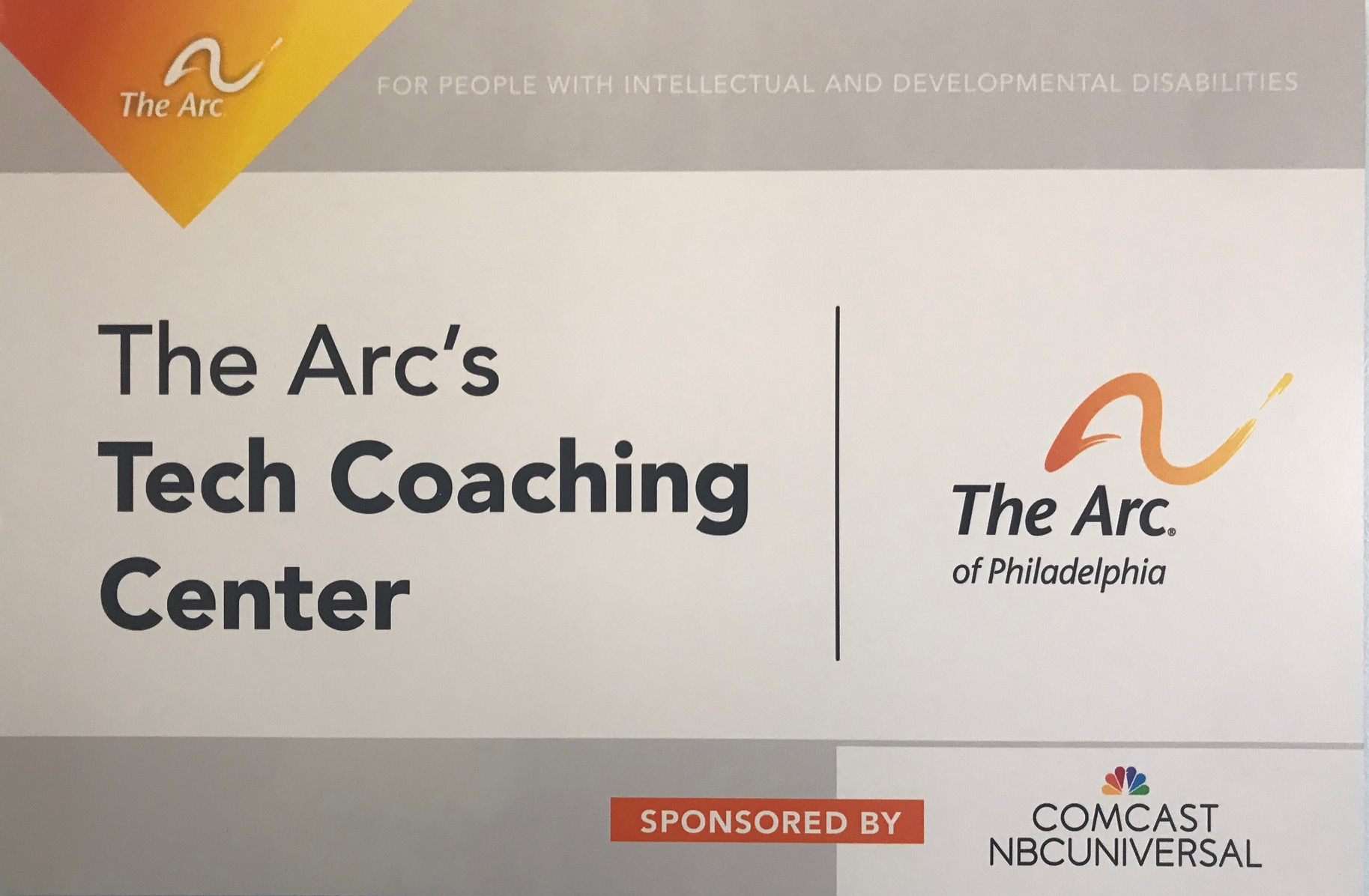 Partnership Between The Arc and Comcast Will Expand Technology Center