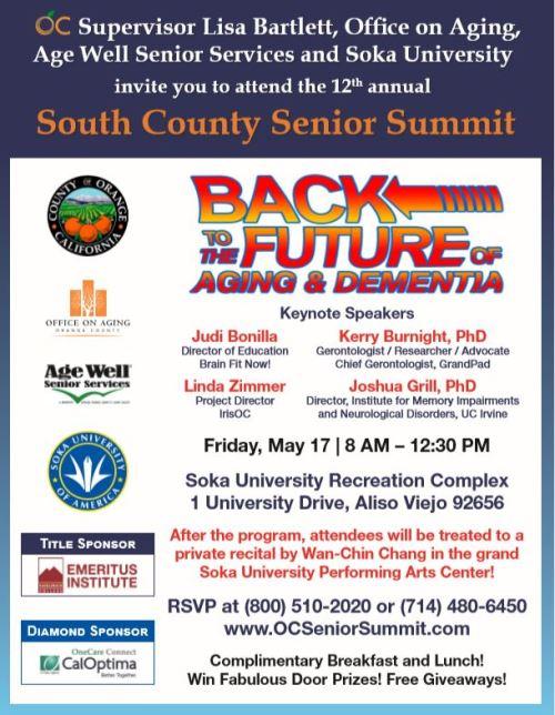 South County Senior Summit
