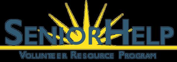 SeniorHelp - Volunteer Resource Program.