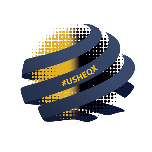 Own the Equinox Logo - White Text
