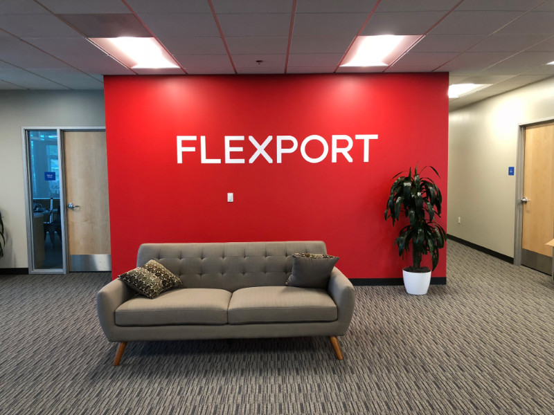 Lobby Wall Lettering