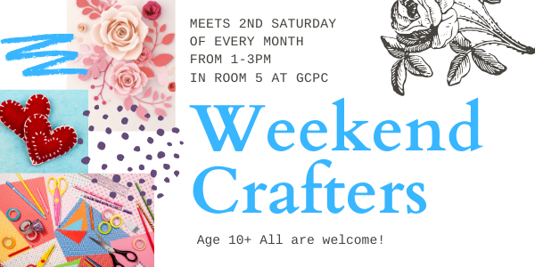 Weekend Crafters