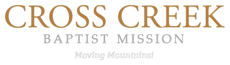 Cross Creek Baptist Mission