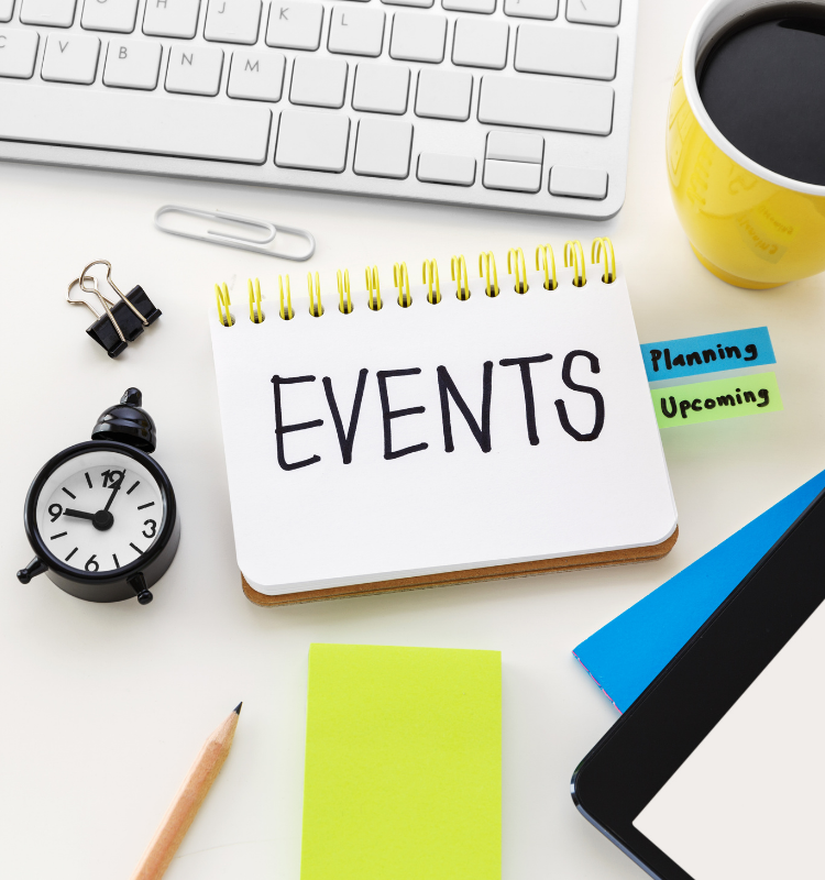 Events! Events! Events!