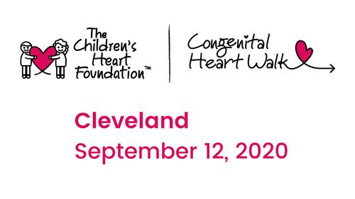 Cleveland Congenital Heart Walk (Ohio)