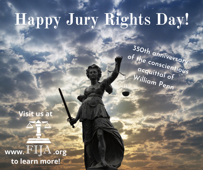 Happy Jury Rights Day 2020