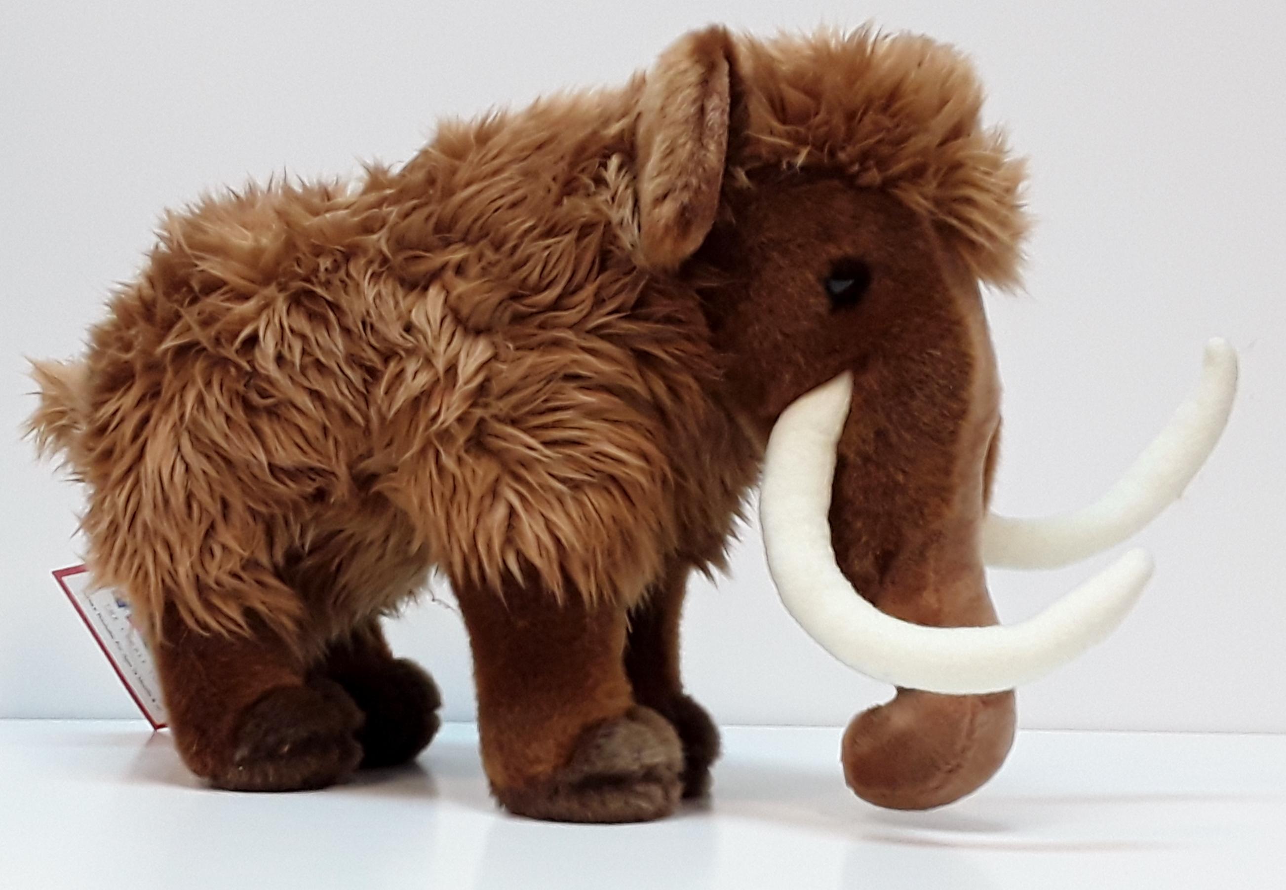"""12"""" Tundra Mammoth"""