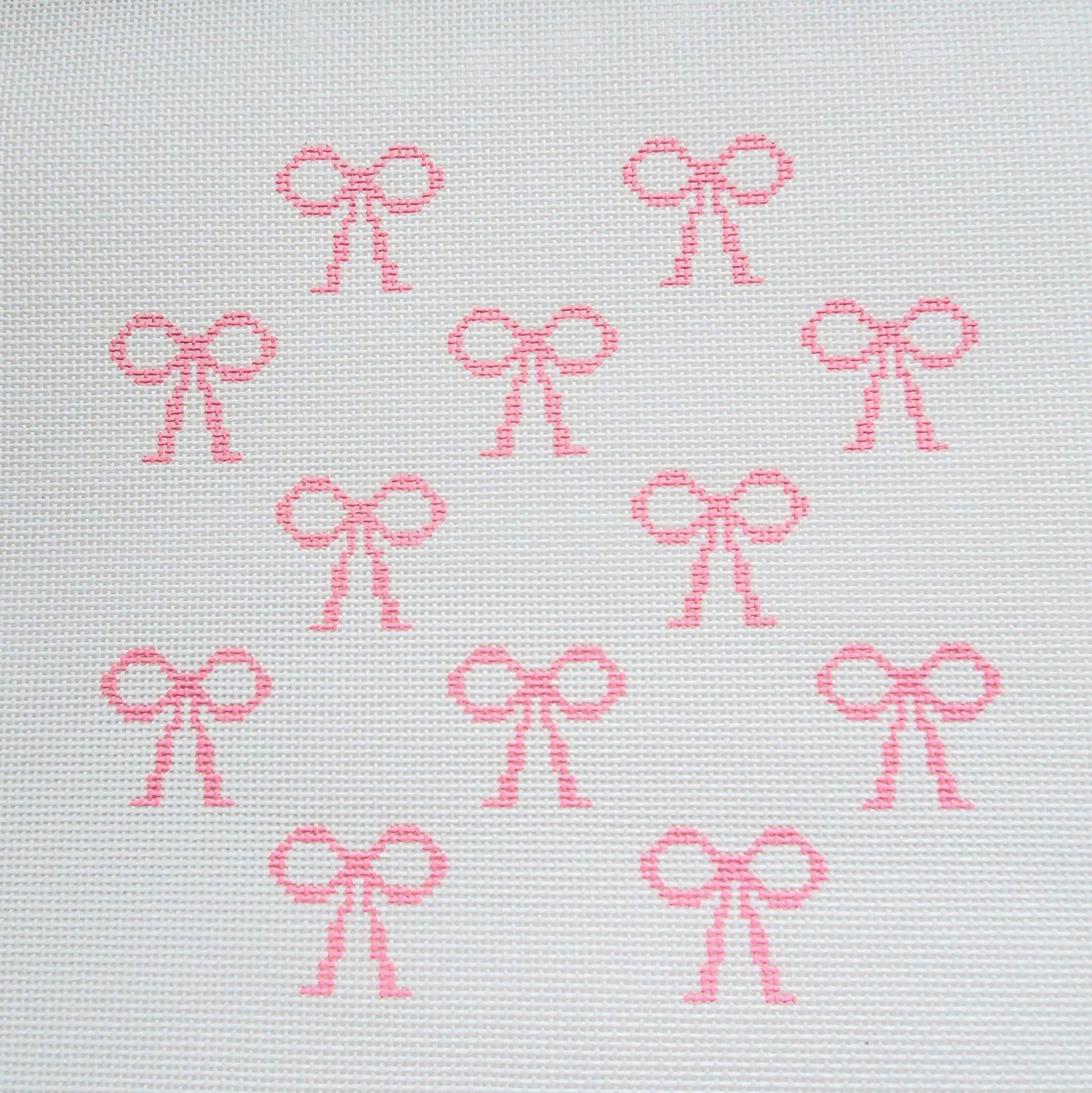 Bows, Pink