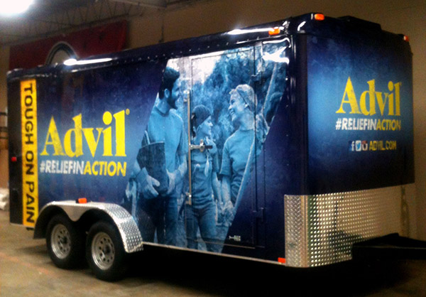 Advil Trailer