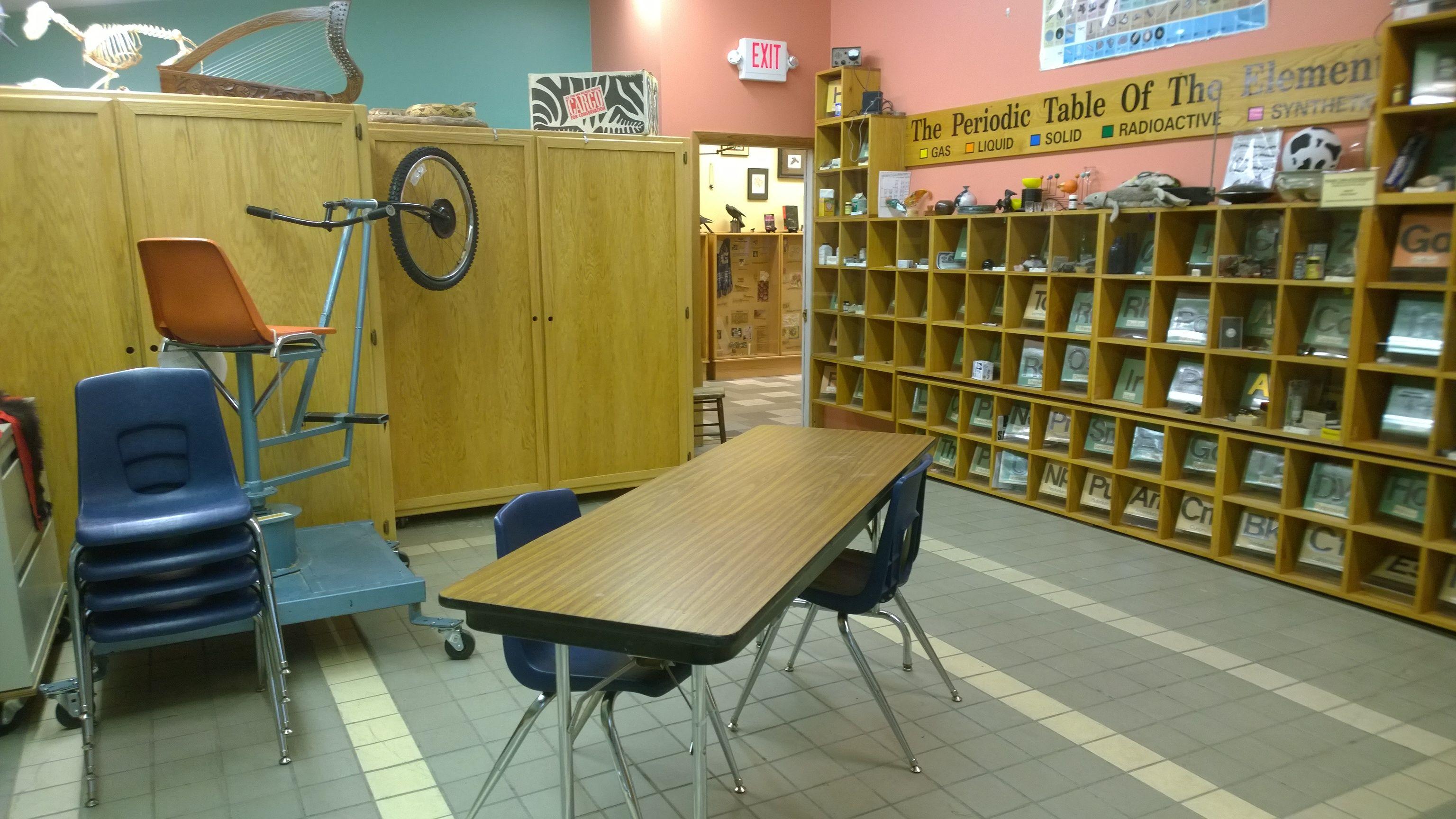 Periodic Room