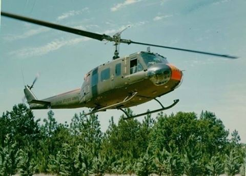 1971: Loss of Army UH-1 & its crew.
