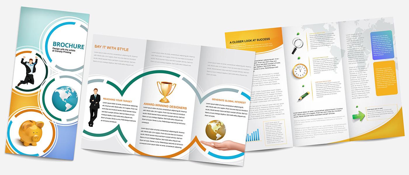 Brochures   Tri   Fold   Flyers   Programs